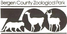 [Bergen County Zoological Park Logo]