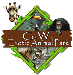 [G.W. Exotic Animal Park Logo]