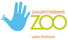 [Lincoln Children's Zoo Logo]