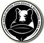 [Navajo Nation Zoological and Botanical Park Logo]