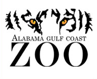 [Alabama Gulf Coast Zoo Logo]