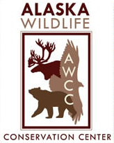 [Alaska Wildlife Conservation Center Logo]