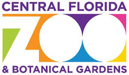 [Central Florida Zoo and Botanical Gardens Logo]