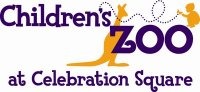 [Children's Zoo at Celebration Square Logo]