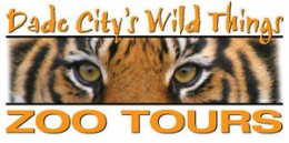 [Dade City's Wild Things Logo]