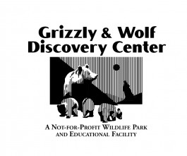 [Grizzly & Wolf Discovery Center Logo]