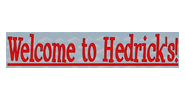 [Hedrick's Exotic Animal Farm Logo]