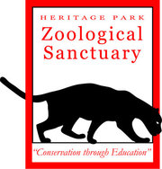 [Heritage Park Zoological Sanctuary Logo]