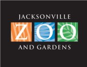 [Jacksonville Zoo and Gardens Logo]