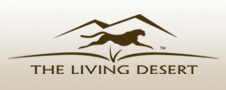 [Living Desert Zoo and Gardens Logo]
