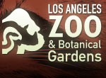 [Los Angeles Zoo Logo]