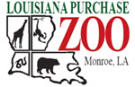 [Louisiana Purchase Gardens and Zoo Logo]