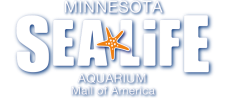 [Minnesota Sealife Aquarium Logo]