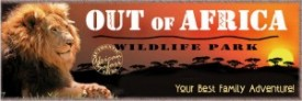 [Out of Africa Wildlife Park Logo]