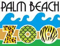 [Palm Beach Zoo at Dreher Park Logo]