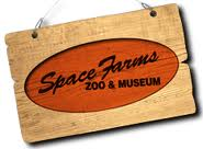 [Space Farms Zoo and Museum Logo]