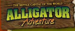 [Alligator Adventure Logo]
