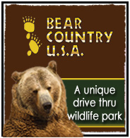 [Bear Country USA Logo]