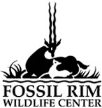[Fossil Rim Wildlife Center Logo]