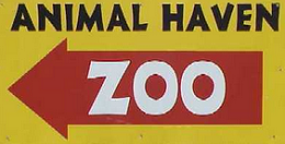 [Animal Haven Zoo Logo]