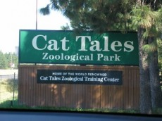 [Cat Tales Zoological Park Logo]