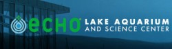 [ECHO Lake Aquarium and Science Center Logo]