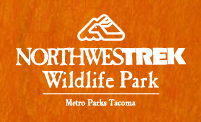[Northwest Trek Wildlife Park Logo]
