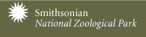[Smithsonian National Zoological Park Logo]